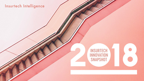 Insurtech Innovation Snapshot 2018